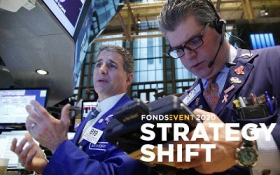 Beleggers kijken bezorgd naar de toekomst