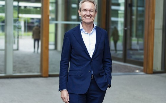 Mark van der Kroft, Robeco