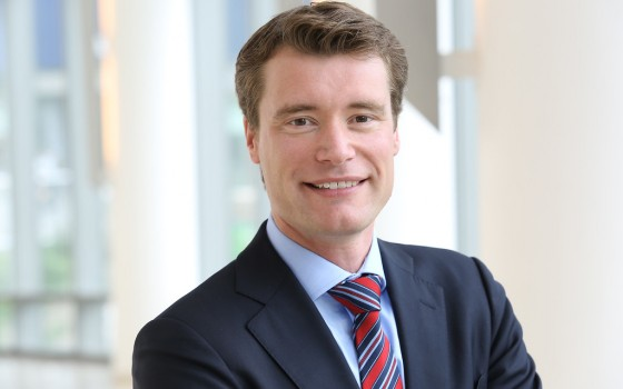 Ralph Wessels, ABN Amro