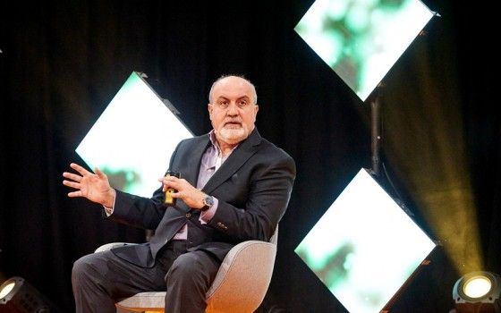Nassim Taleb, BZB-congres 2019