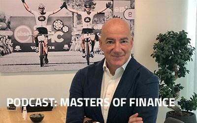 Harold Knebel, de topman van IBS Capital Allies