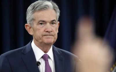 Jerome Powell, Fed-president