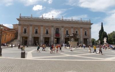 Capitool, Rome