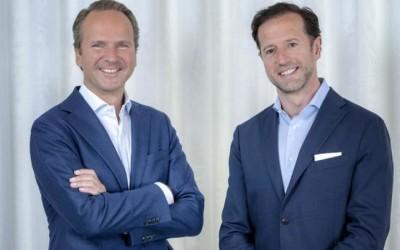 Stephane Mercier & Thomas Vanderlinden