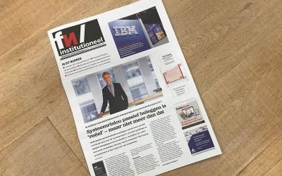 Nieuwe editie FN/Institutioneel