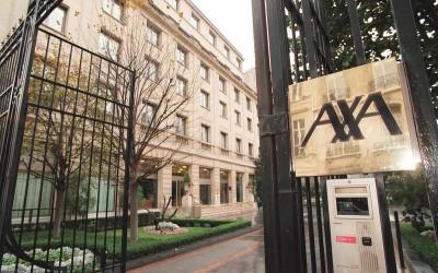Axa kantoor