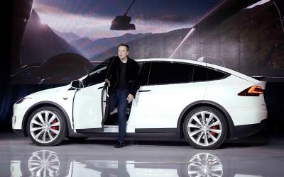Nieuwe Tesla