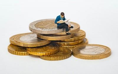 Opgepot spaargeld
