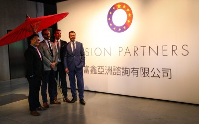 Fusion Partners, met Paul van Eynde (rechts)
