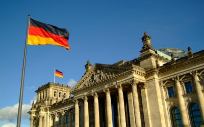 Duits parlement, Berlijn