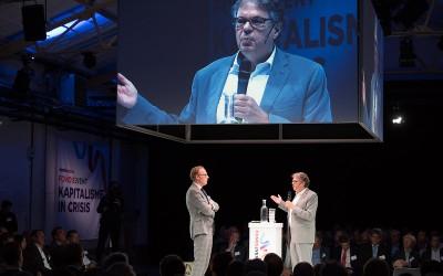 Dirk Schoenmaker, Fondsevent 2019