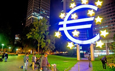 ECB, Frankfurt