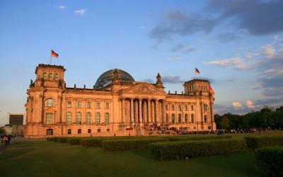 Berlijn, Duitse Bondsdag