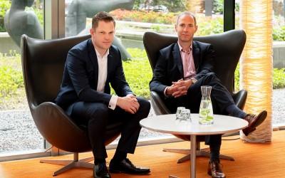 Stan Verhoeven en Willem van Dommelen, NNIP