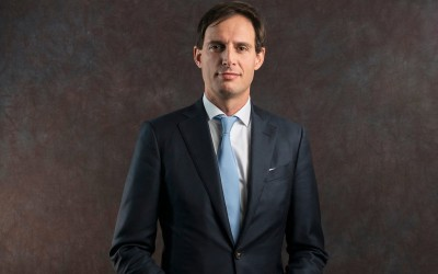 Minister van Financiën Wopke Hoekstra