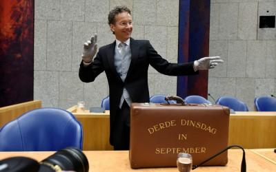 Minister Dijsselbloem