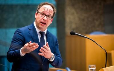 Wouter Koolmees, minister van Sociale zaken
