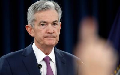 Fed-president Jerome Powell