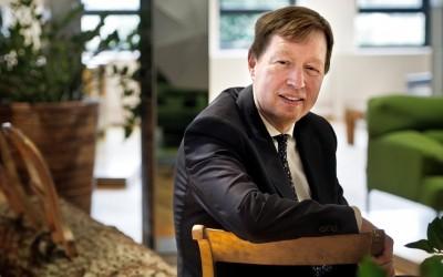Albert van Zadelhoff, Triodos Bank