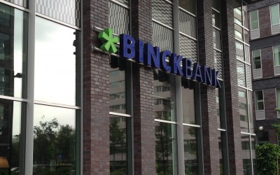 Hoofdkantoor BinckBank