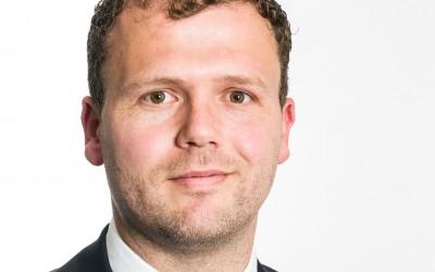 Ralph van Daalen, institutional business development manager bij Robeco
