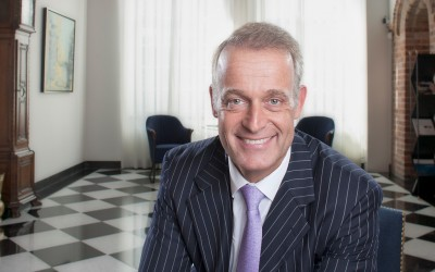 Richard Bruens, Van Lanschot Bankiers