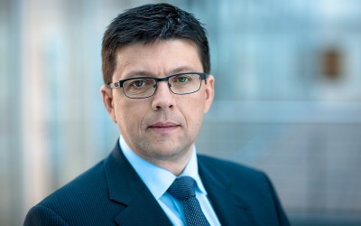 Stefan Kreuzkamp, DWS