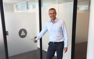 Henk Benjamins, verbonden agent van IBS in Leeuwarden