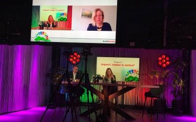 Talkshow Impact investing 2020