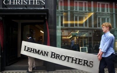 Faillissement Lehman Brothers, 2008