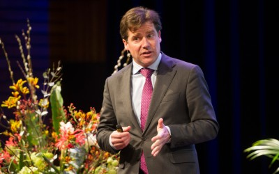 Olaf van den Heuvel, Aegon AM