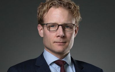 Jacob Vijverberg, Aegon Asset Management