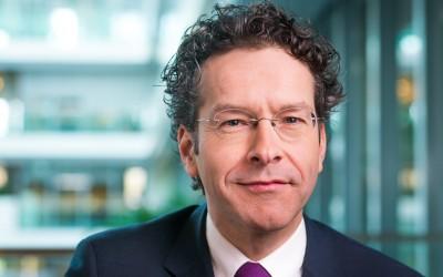 Jeroen Dijsselbloem, minister van Financien
