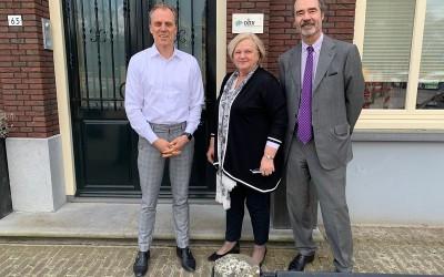 Erik Bakker, Marion Kop en Richard Vos, OHV