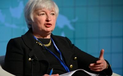 Fed-president Janet Yellen