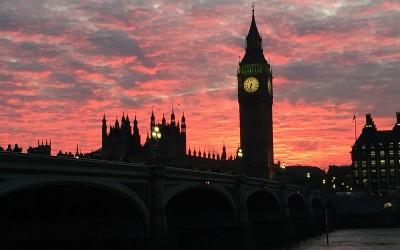 Westminster met de Big Ben