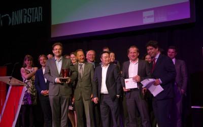 Delta Lloyd ontvangt Award