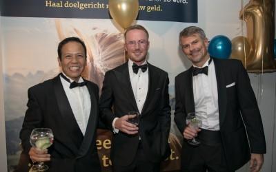 Pritle-oprichters Azman Hamid, Thomas Bunnik en Stewart Bowers