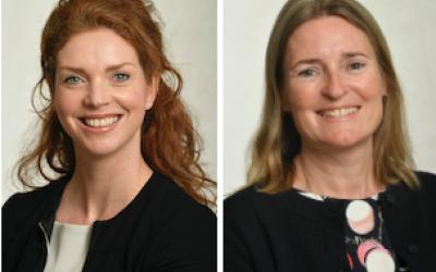 Melinda Rook en Anne-Marie Munnik, CFA VBA