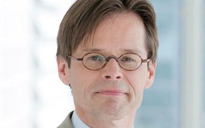 René van de Kieft, voorzitter van Stichting Pensioenfonds PostNL