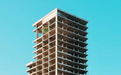 Vastgoed in aanbouw (Fotograaf: Ennio Dybeli)