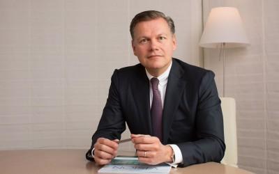Antoine Geven, Julius Baer