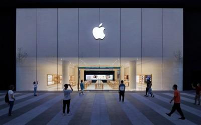 Nieuwe Apple store, Changsa, China