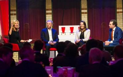 Debat tijdens uitreiking Fund Awards