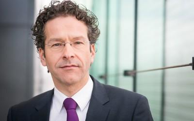 Minister van Financien Jeroen Dijsselbloem