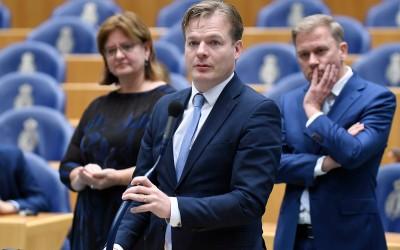 Kamerlid Pieter Omtzigt (CDA)