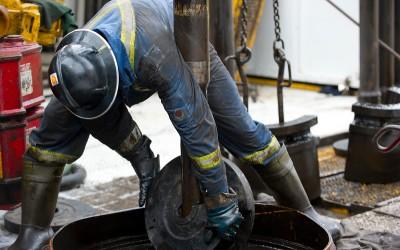 Olieboringen