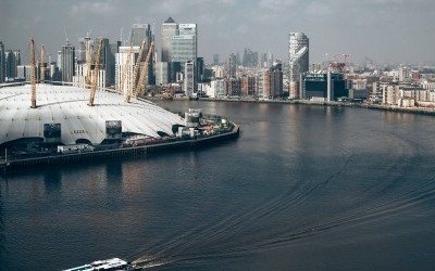 Canary Wharf, Londen