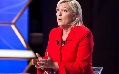 Marine le Pen (op archiefbeeld)