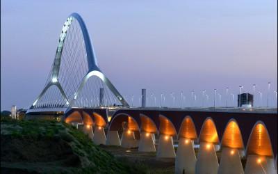 De tweede stadsbrug, Nijmegen